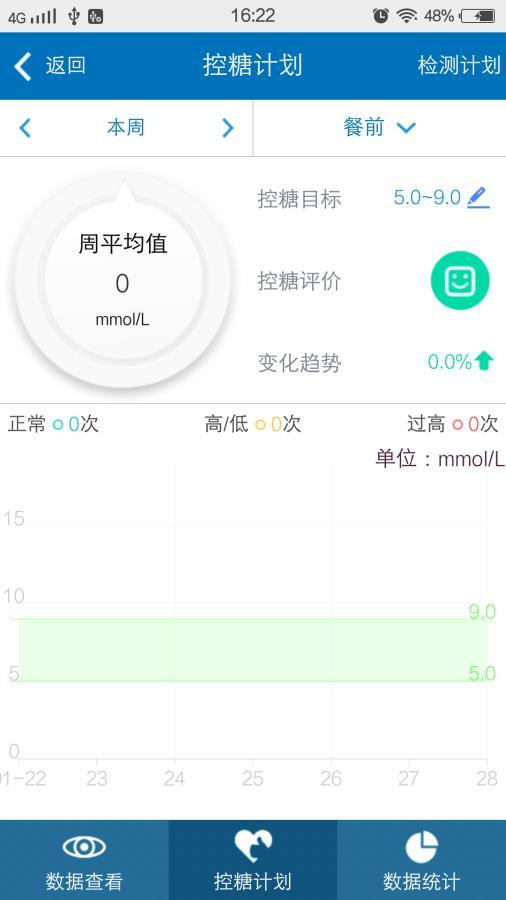 基于安卓的糖尿病追踪记录医疗软件Android应用级商业源码
