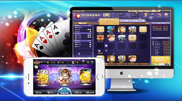 WH_LUA荣耀版手机平台全新版本完整牌类游戏源码